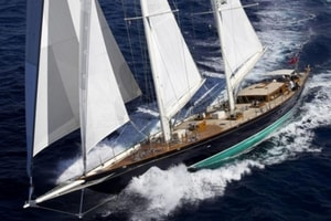 sailing charter aeolian islands